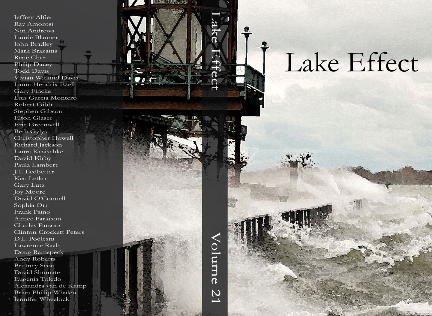 Cover of Lake Effect Vol. 21