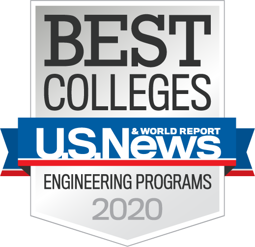US News Best Colleges Engineering Logo