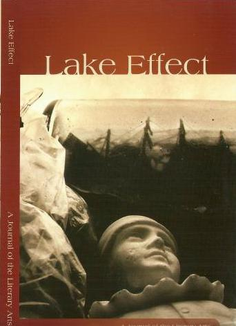 Lake Effect, Spring 2006, Volume 10, Cover Photo