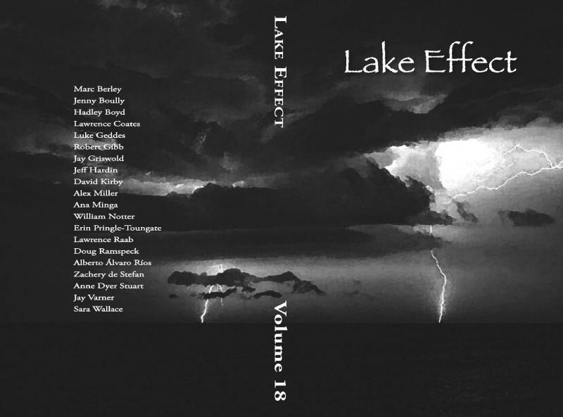 Lake Effect, Volume 18, Spring 2014