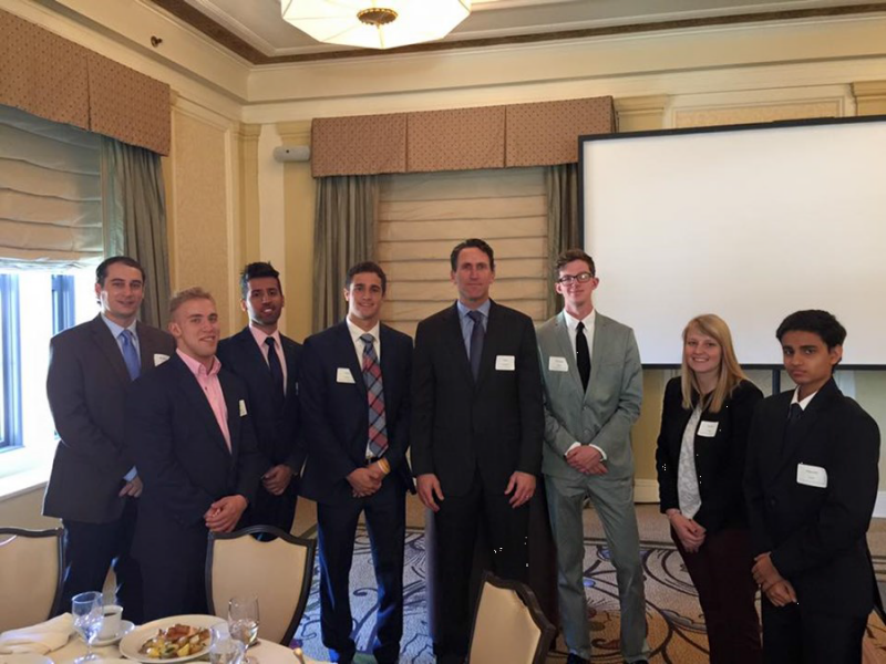 CFA Society Pittsburgh Lunch