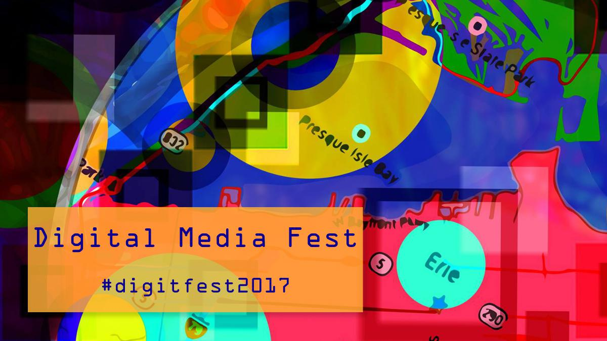The Digital Media Festival will be held March 30-31 at Penn State Behrend.