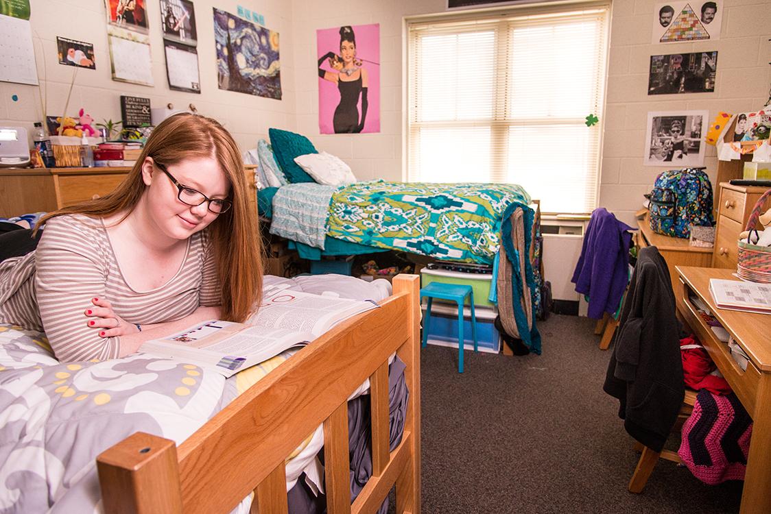 Erie Community College Dorm Rooms