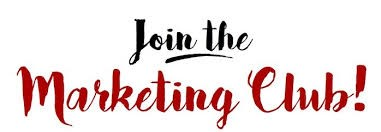 Join the Marketing Club!