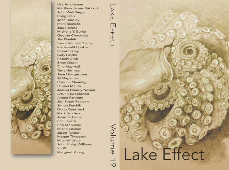 Lake Effect, Volume 19, Spring 15 Issue