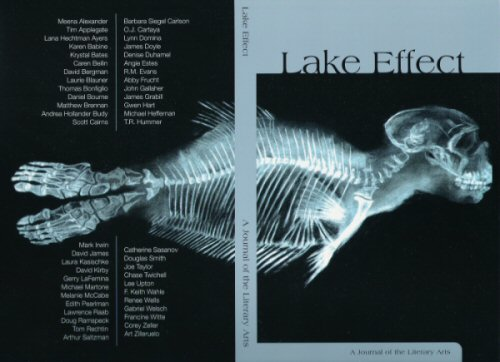 Cover of Lake Effect Spring 2005