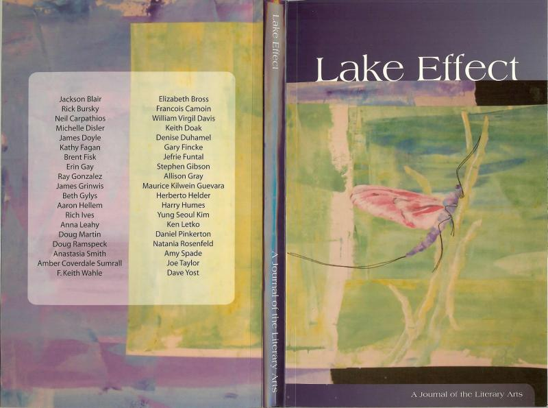 Cover of Lake Effect Spring 2007