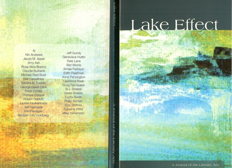 Cover of Lake Effect Spring 2008