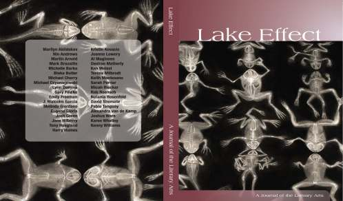 Cover of Lake Effect Spring 2009