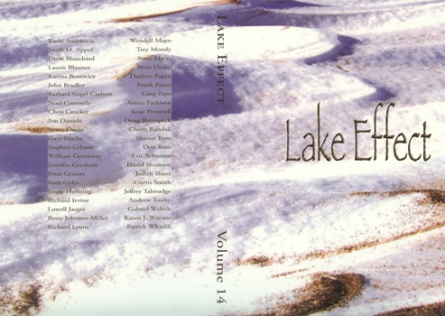 Cover of Lake Effect Spring 2010