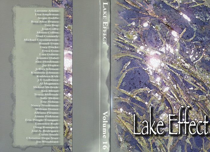 Cover of Lake Effect Spring 2012