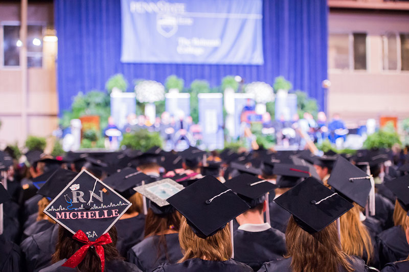 Penn State Behrend Commencement