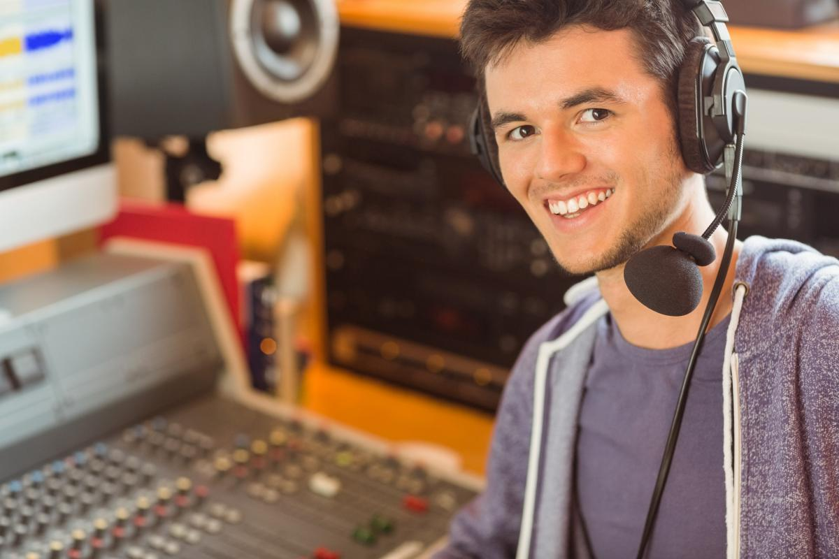 Audio Production will be one of the courses offered this summer.