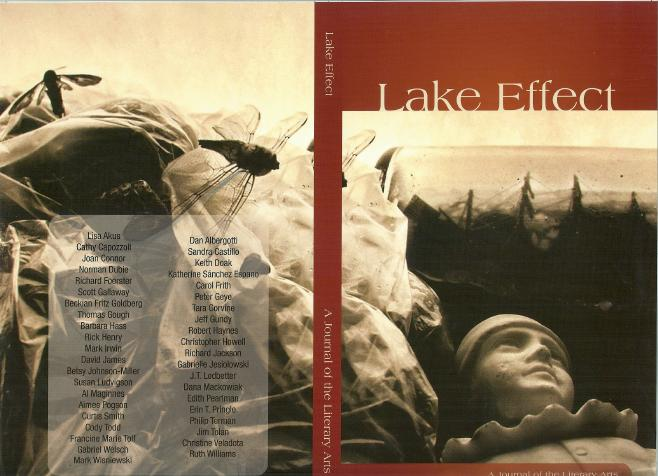 Cover of Lake Effect Spring 2006