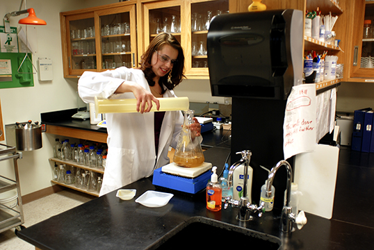 Environmental Science Lab Photo