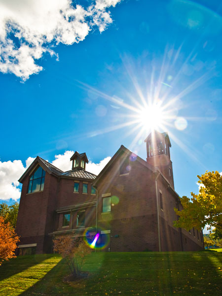 Smith Chapel at Penn State Behrend