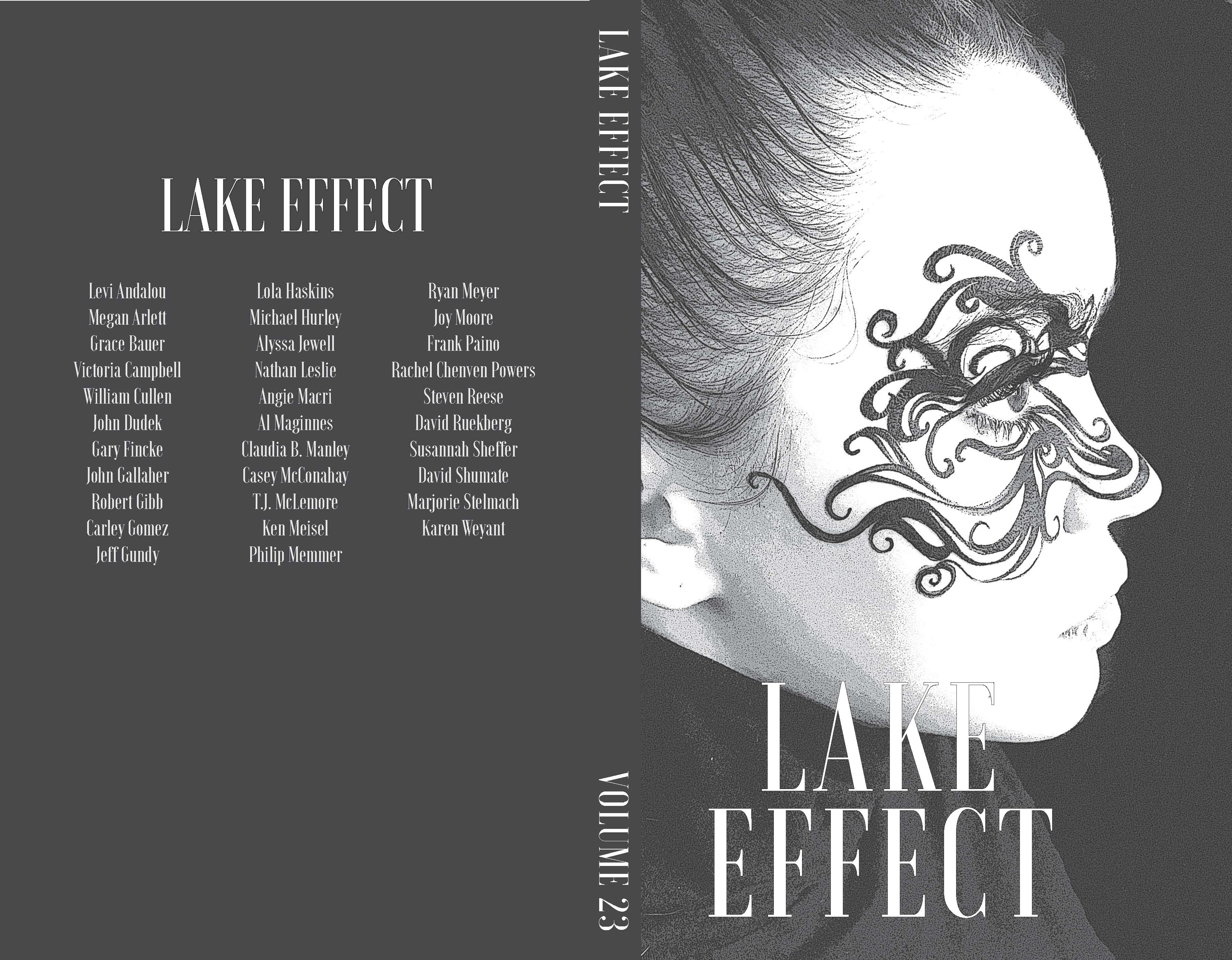 Cover of Lake Effect Vol. 23