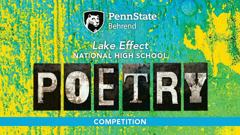 Lake Effect Poetry Contest