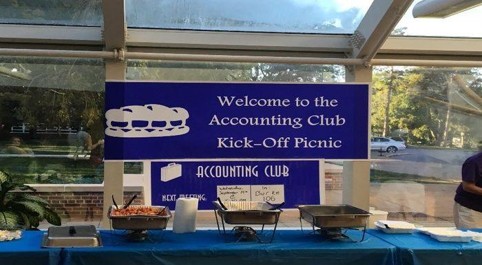 Accounting Club Kick-Off