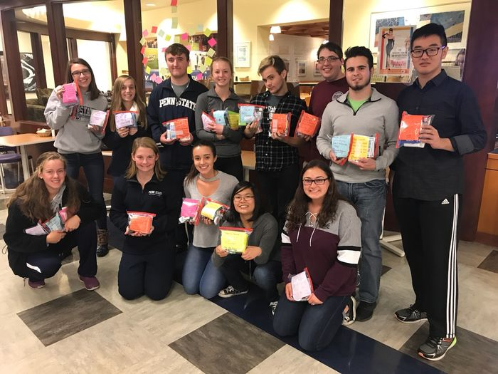 Students Drop-In Service Project