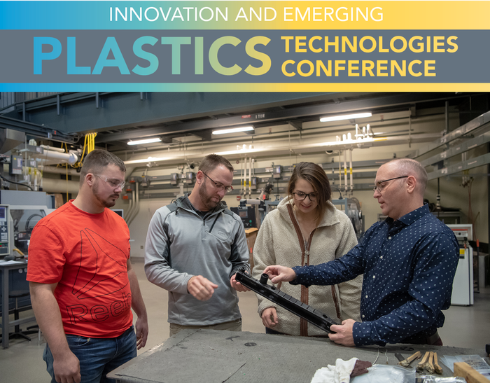 The Innovation and Emerging Plastics Technologies Conference will be held June 19-20 on the campus of Penn State Behrend.