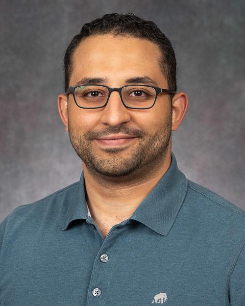 Ahmed Sammoud, Ph.D.