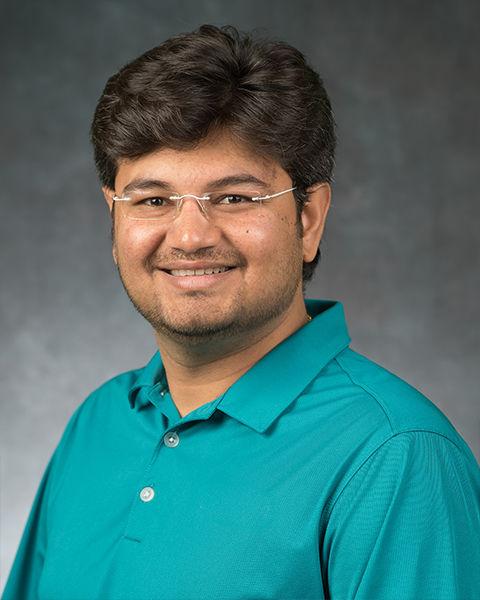 Arpan Yagnik, Ph.D.