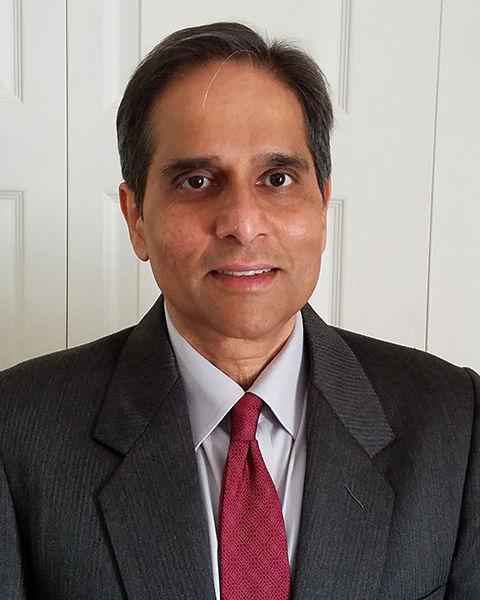 Ashutosh V. Deshmukh, Ph.D.