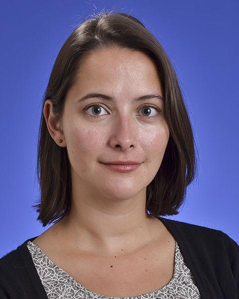 Charlotte Marr de Vries, Ph.D.