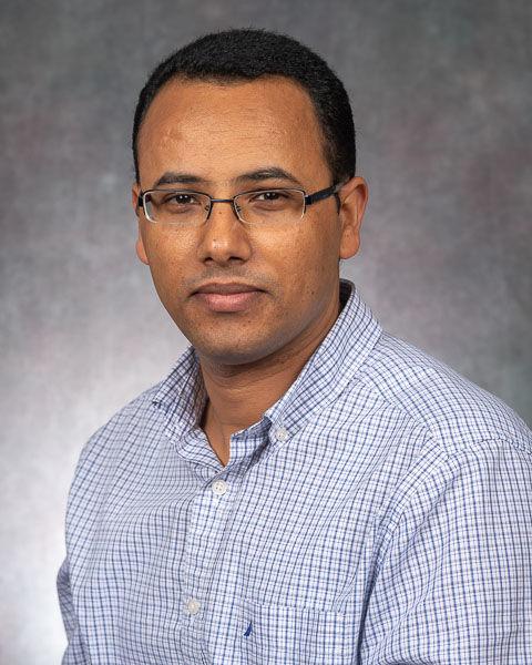 Faisal Aqlan, Ph.D.