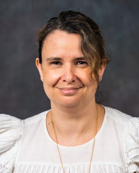 Frédérique Marty, Ph.D.