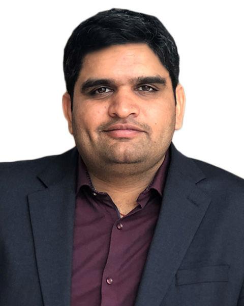 Lokesh Saharan, Ph.D.