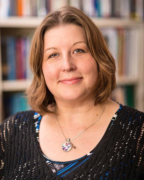 Melanie Hetzel-Riggin, Ph.D.