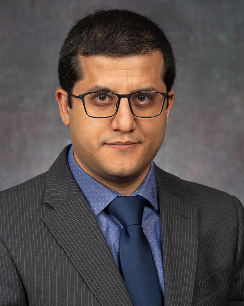 Omar Ashour, Ph.D.