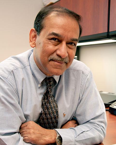 Syed Saad Andaleeb, Ph.D.