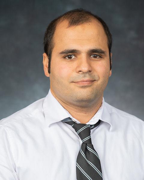 Seyed Hamid Reza Sanei, Ph.D.