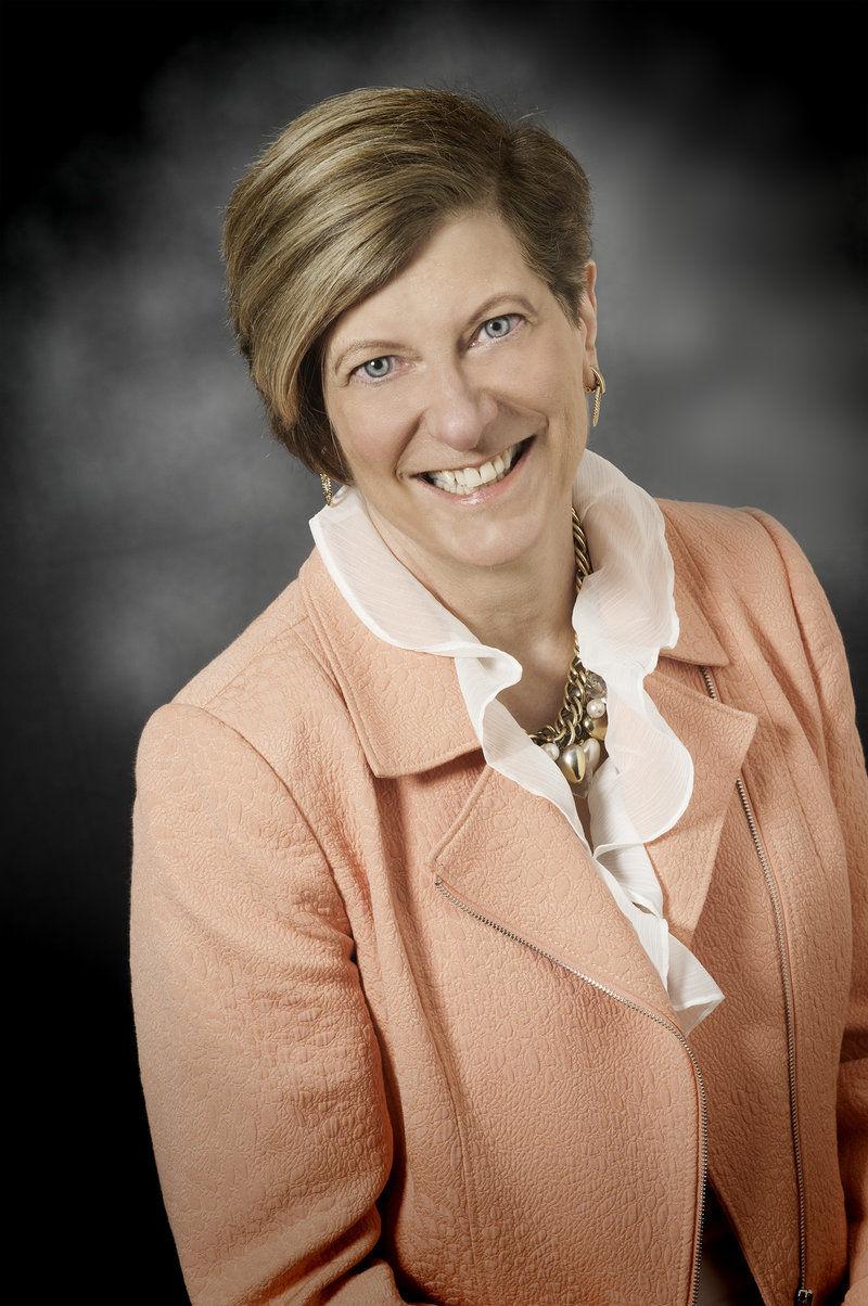 Ann Scott pictured.