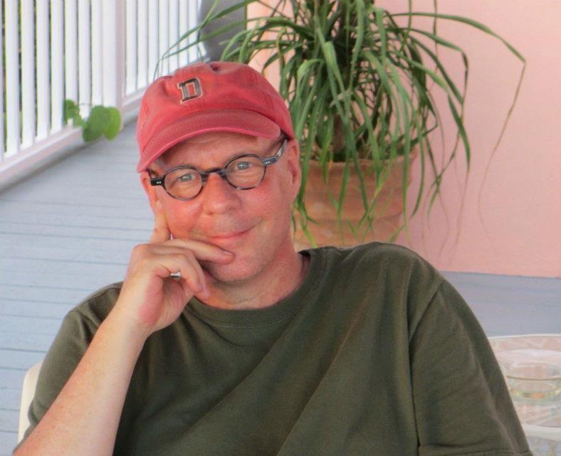 Author David Baker