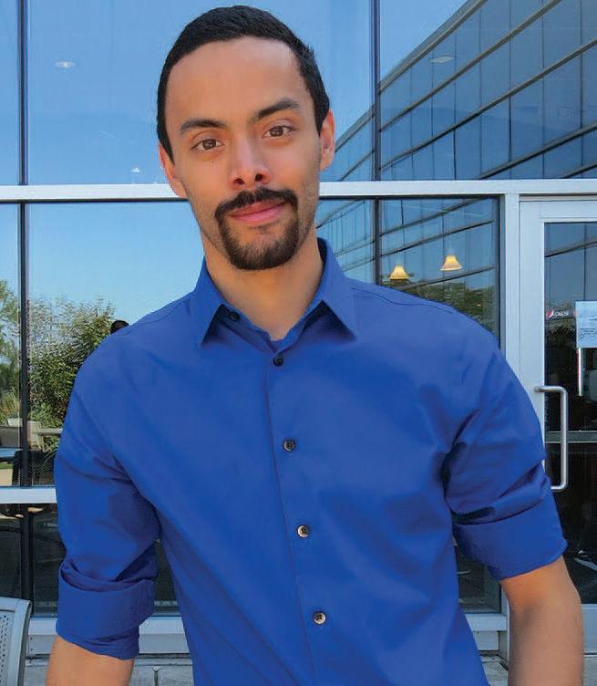 Phil Shank, senior Management Information Systems major and owner of Prometheu5.com.