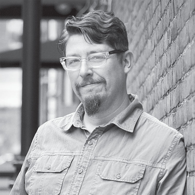 Matthew Ferrence, Literary Nonfiction Author