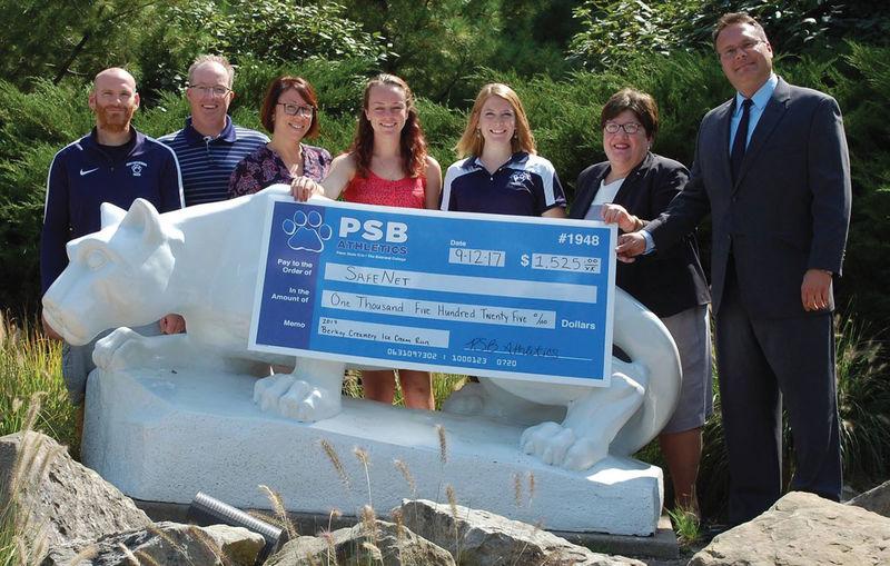Berkey Creamery Ice Cream Run helped raise more than $1,500 for SafeNet,