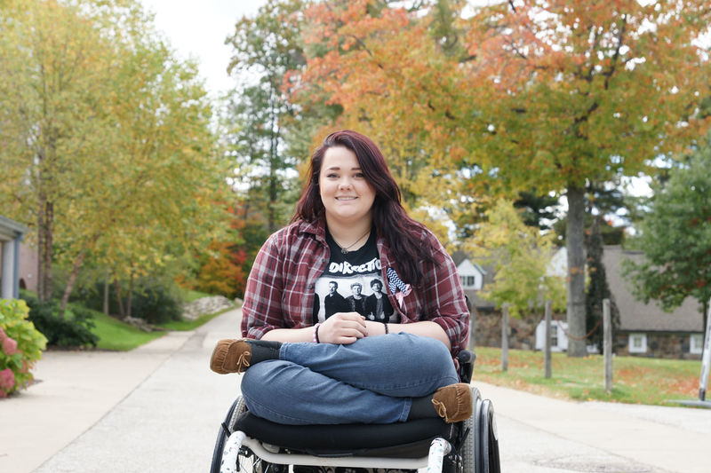 Lauren Plummer pictured.