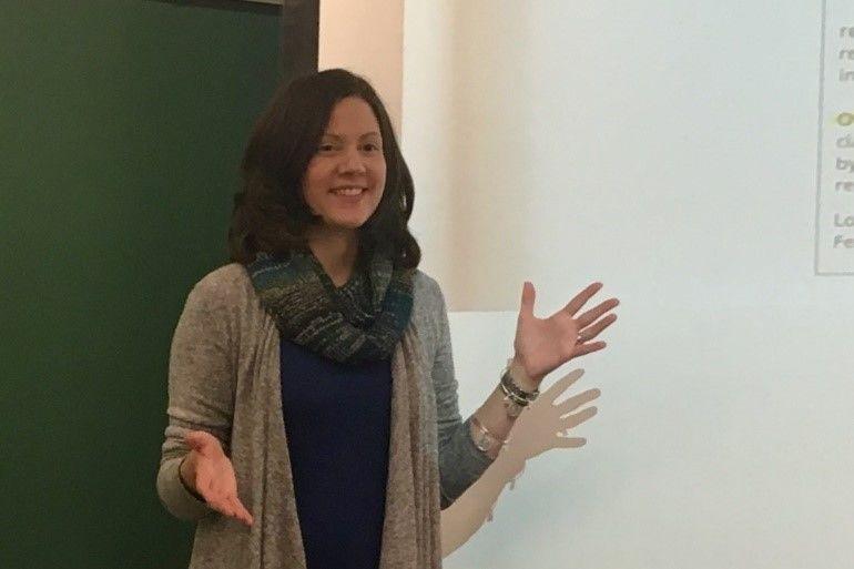 Leann Davids, Faculty Spotlight