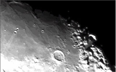 Mehalso Observatory - Messier Crater