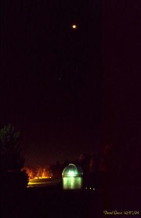 Mehalso Observatory - Lunar Eclipse 2