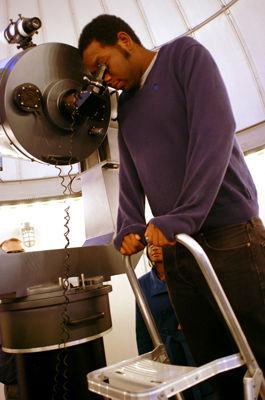 Mehalso Observatory - Interior