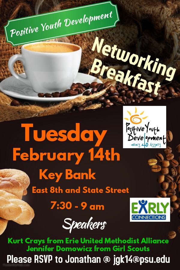 CORE PYD Network Breakfast