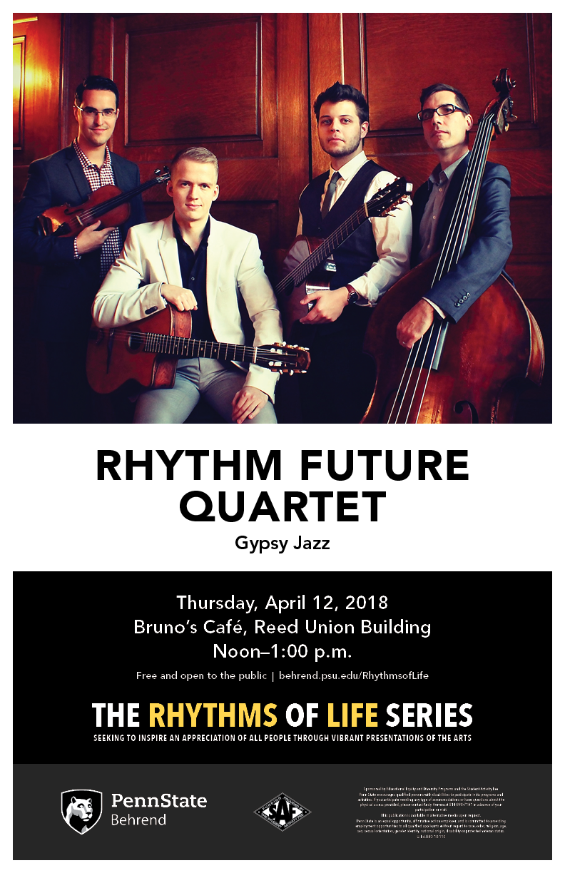 Rhythm Future Quartet