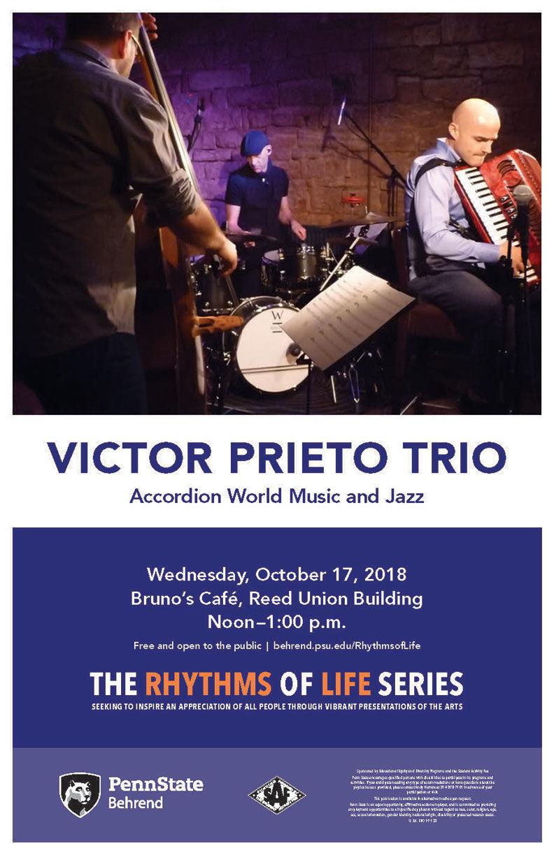 Victor Prieto Trio