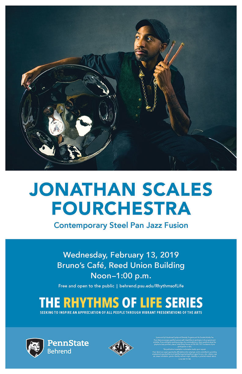 Jonathan Scales Fourchestra
